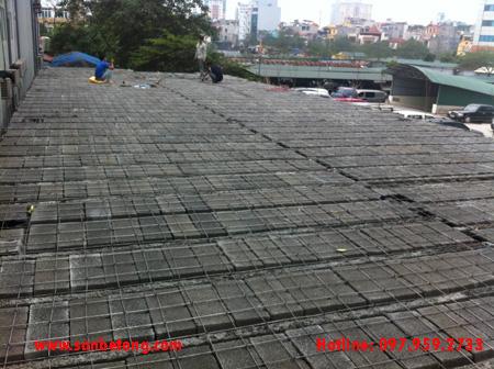 bê tông panel siêu nhẹ